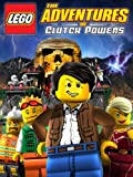 DVD : LEGO: The Adventures of Clutch Powers