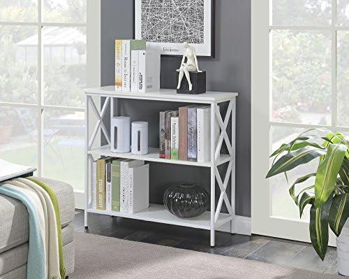 Convenience Concepts Tucson 3 Tier Bookcase - a good cheap modern bookcase