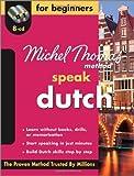 Michel Thomas Method:Speak Dutch 1st (first) by Adkins-de Jong, Cobie, Van Geyte, Els (2009) Audio CD