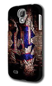 BESTER New York Giants NFL Football Samsung Galaxy S4 Hard Case Cover