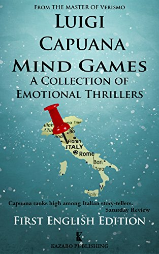 Mind Games: A Collection of Emotional Thrillers