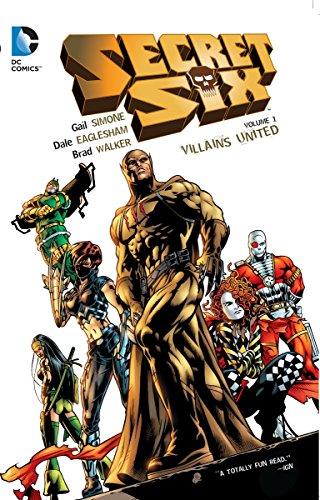 (Secret Six Vol. 1: Villains United)