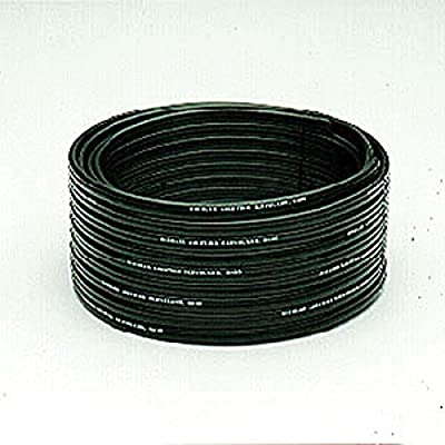 Kichler 15501BK Accessory Cable 12-Gauge 100-Foot, Black Material (Not Painted)