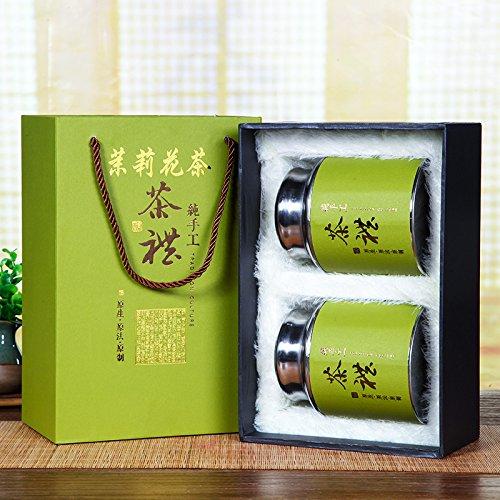 China Tea Jasmine Tea tea gift box 2017 Fujian Fuzhou New Year gift tea jasmine tea by CHIY-GBC ltd