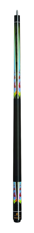 Powerglide Psychedelic Billar–Negro, Tamaño 50/50 55123