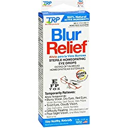Blur Relief Homeopathic Eye Drops, 0.5-Ounce Package