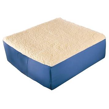 Amazon.com: Extra gruesa espuma Cojín Silla, color azul: Baby