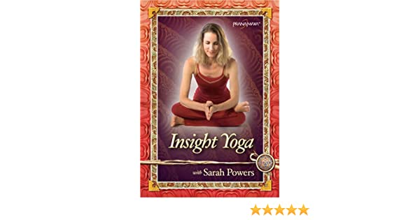 Insight Yoga DVD: Amazon.es: Cine y Series TV