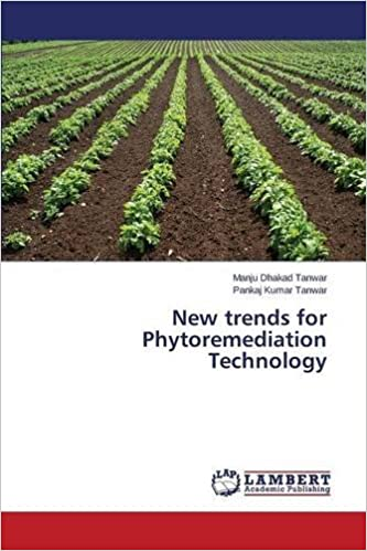 New trends for Phytoremediation Technology