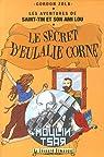 Les aventures de Saint-Tin et son ami Lou, Tome 9 : Le Secret d'Eulalie Corne par Zola