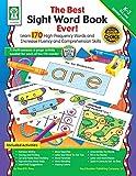 Carson Dellosa Ke-804038 The Best Sight Word Book Ever
