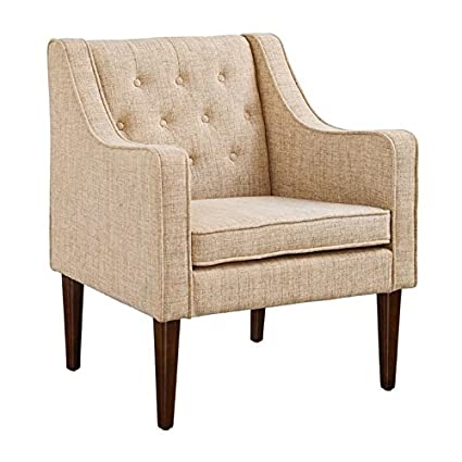Charmant Linon Lola Tufted Back Chair