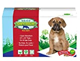 Penn Plax DTP6 Dry-Tech Pet Dog Training Pads with Natural Attractant 100 Piece Pack