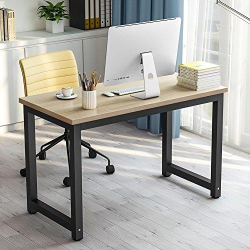 Bedroom Office Table (Modern Simple Computer Desk , LITTLE TREE 47
