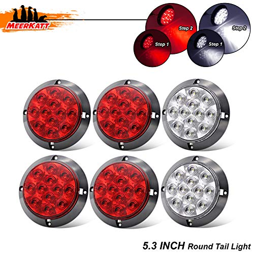 Surface Mount Round Led Tail Lights