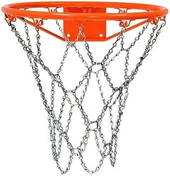 Red de baloncesto metálica: Amazon.es: Deportes y aire libre