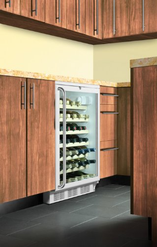 UPC 761101010618, Summit SWC6GWLBISHWO: Commercially approved wine cellar for built-in undercounter use with glass door, whit