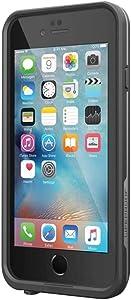 Series Waterproof Case for iPhone 6/6s (NOT Plus) - Retail Packaging - Black