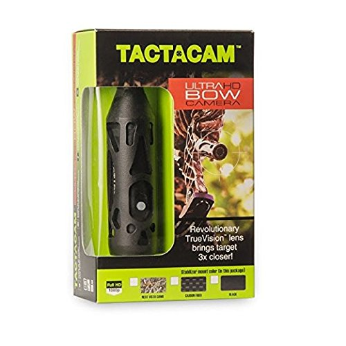 Tactacam TA-FB-FB 2.0 Bow Package with Flat Black Stabilizer