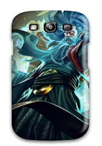 Anne C. Flores's Shop 3540262K98569896 Pretty Galaxy S3 Case Cover/ New Zilean Series High Quality Case