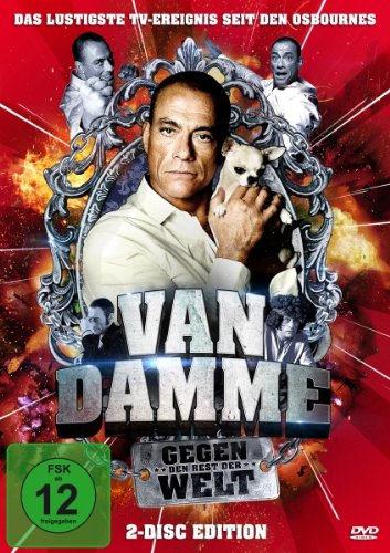 Jean Claude Van Damme: Behind Closed Doors - The Complete Series