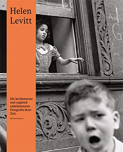 Helen Levitt (Englisch) Gebundenes Buch – 15. Oktober 2018 Wien Albertina Duncan Forbes Bert Rebhandl Astrid Mahler