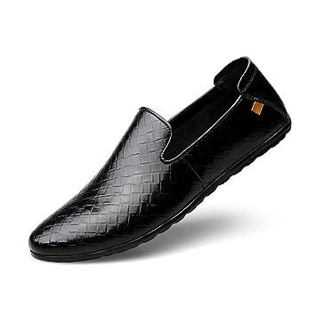 Zapatos de Hombre Cuero Primavera/Verano Comodidad/Casual Mocasines y Slip-Ons Ciclismo