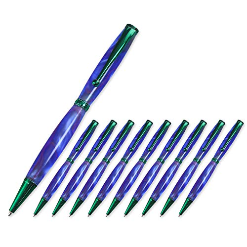 - Legacy Woodturning, Fancy Pen Kit, Multi-Packs, Choose Your Finish