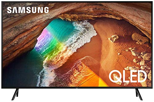 Samsung 138 cm (55 Inches) 4K Ultra HD Smart QLED TV QA55Q60RAKXXL (Black) (2019 Model)