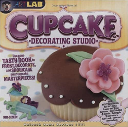 SmartLab Toys Art Lab Cupcake Decorating Studio by Jenna Land Free (2009-08-19)