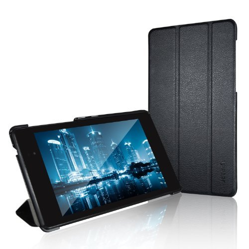 Nexus 7 Case, JETech Slim-Fit Case Cover for Google Nexus 7 2013 Tablet w/Stand and Auto Sleep/Wake Function - Tablet 7 Nexus Inch Case
