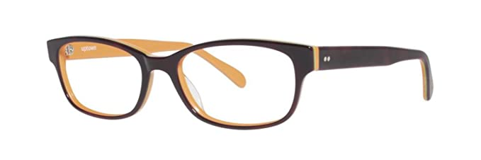 Amazon.com: KENSIE Eyeglasses UPTOWN Tortoise 52MM: Clothing
