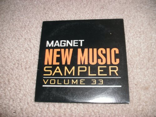 Price comparison product image MAGNET NEW MUSIC SAMPLER VOLUME 33