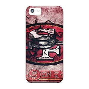 For Richardcustom2008 Iphone Protective Cases, High Quality For Iphone 5c San Francisco 49ers Skin Cases Covers