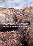 Construire en Crète Minoenne : Une Approche énergétique de l'architecture Néopalatiale, M., Devolder, 9042930071