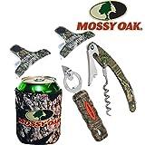 Best Mossy Oak Beverage Coolers - MOSSY OAK Bottle Opener | Corkscrew | Beverage Review