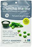 Cruncha ma-me Edamame Veggie Snack, Lightly Seasoned, 0.7 Ounce Pouches (Pack of 8)