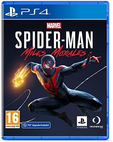 Marvel's Spider-Man Miles Morales - PlayStation 4