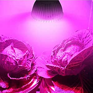 feiingex full spectrum grow light e27 led growing plants. Black Bedroom Furniture Sets. Home Design Ideas