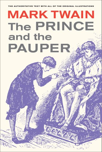 Books : The Prince and the Pauper (Mark Twain Library)