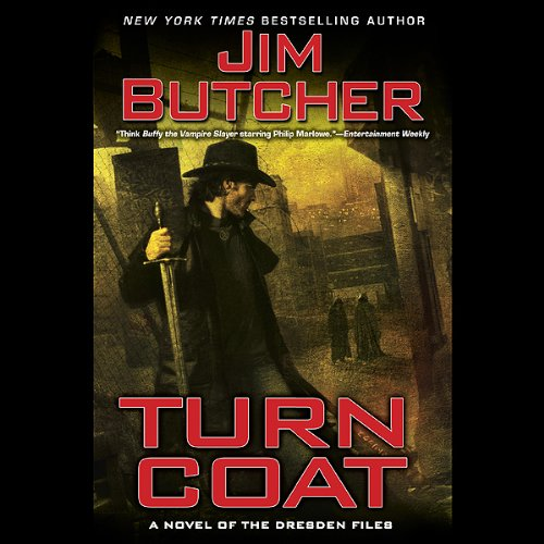 Pdf Science Fiction Turn Coat: The Dresden Files, Book 11