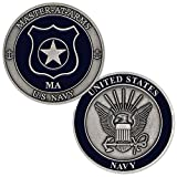 us navy master at arms - U.S. Navy Master At Arms (MA) Challenge Coin