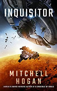 Inquisitor by Mitchell Hogan ebook deal