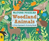 Nature Puzzles: Woodland Animals