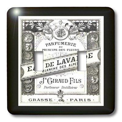 3d Rose 3dRose lsp_163764_2 Image of Vintage Paris Perfum...