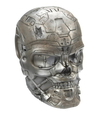 Termi (Make Cyborg Costume)