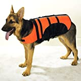 Guardian Gear Aquatic Pet Preserver – X-LARGE – ORANGE, My Pet Supplies