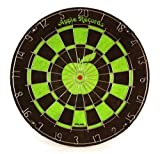 Apple Records Green Vintage Matchplay Dartboard