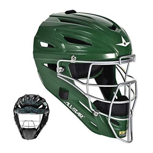 All-Star Adult MVP2400 Catcher's Helmet by All-Star