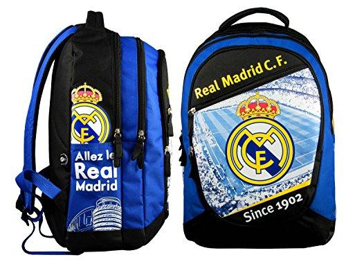 Zaino Real Madrid – Collezione Ufficiale [forniture Per Ufficio ...